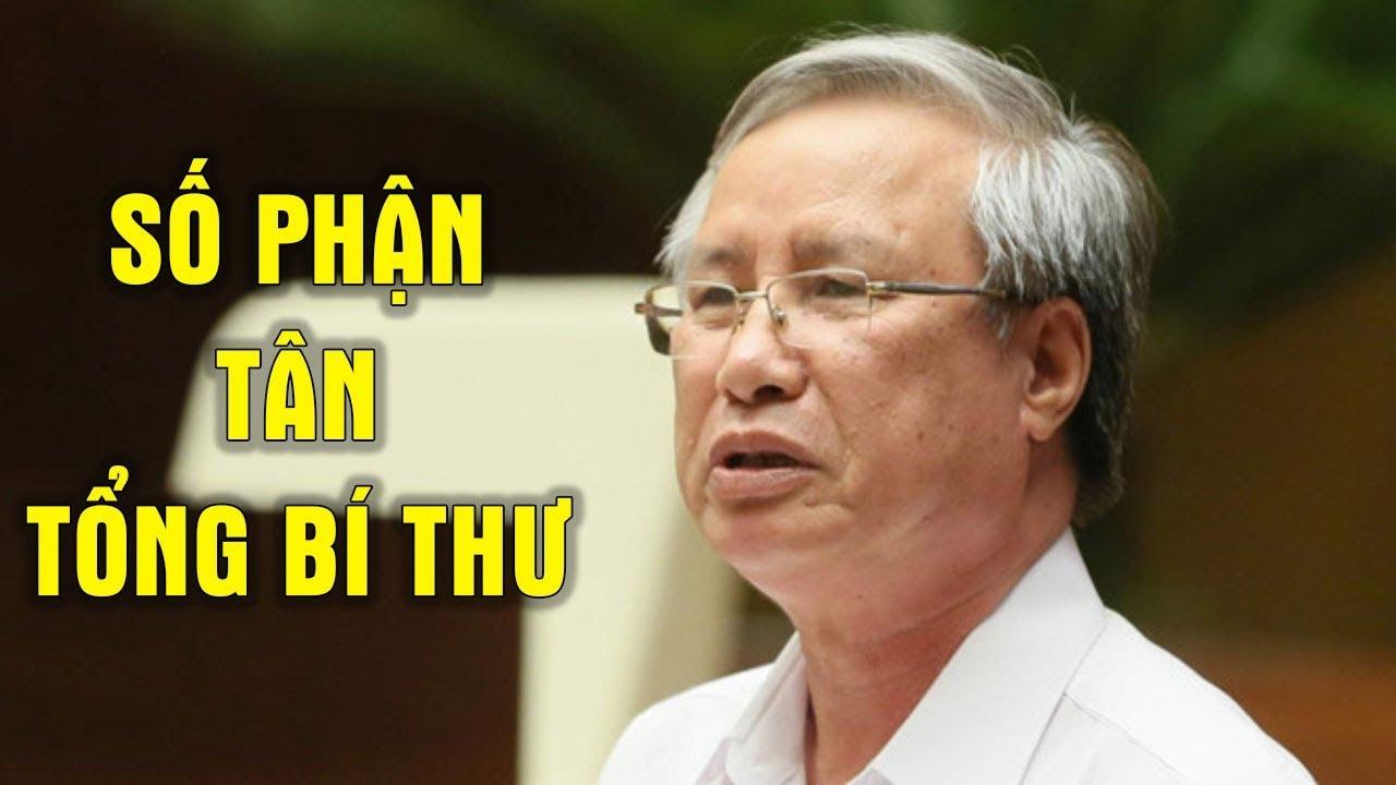 Trần Quốc Vượng tân tổng bí thư trù bị được xuất cảnh vận động cho đại hội 13