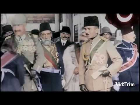 the-colorful-footage-of-the-ottoman-sultan-welcoming-the-german-emperor-ww1