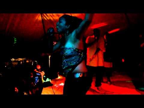 Lady Xplicit - Crank That @ Tuba City Fair