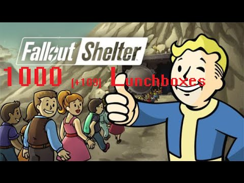 fallout shelter android cheats lunchbox