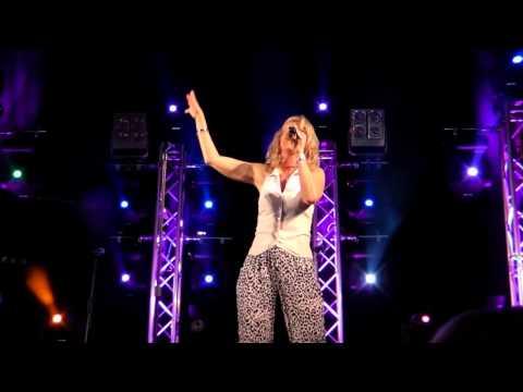 Linda Jo Rizzo  - Heartflash (Live In Dresden 2012) HD