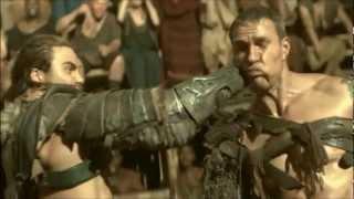 """Der Held der Arena """"Ganicus"""" (Serie Spartacus)"""