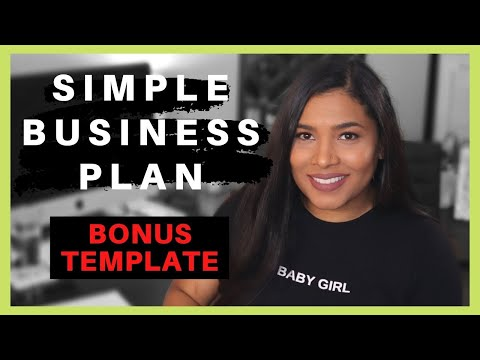 Business Plan for Small Businesses | How to Write a Business Plan