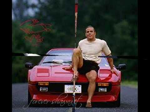 photo of Shawn Michaels  - car