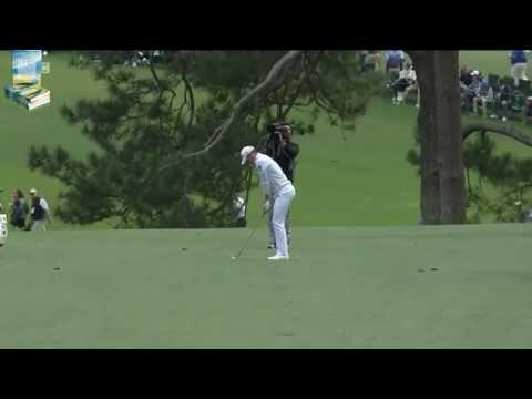 Champion Danny Willett's Greatest Golf Shots 2016 Masters Tournament