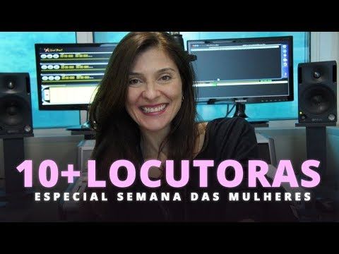 Video - 10+ Locutoras Antena1