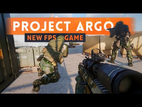 ► PROJECT ARGO - Brand New FPS Game (From The Makers of ARMA 3)