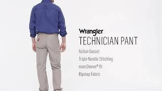 Wrangler Technician Pant (Dunham's Sports)