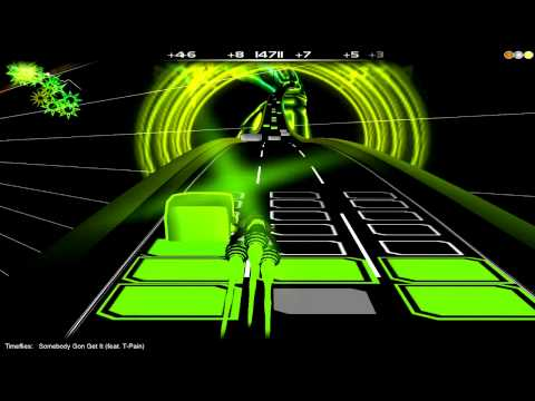 Audiosurf: Time Flies - Somebody Gon Get it