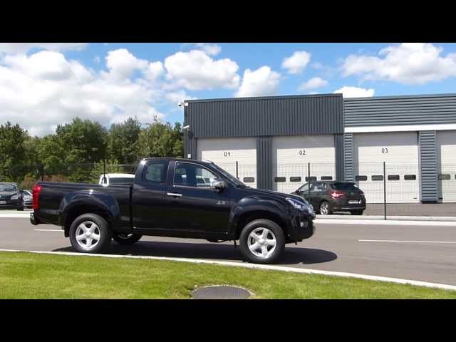 ISUZU D-Max Space Solar 2.5 TD BA Travel Video