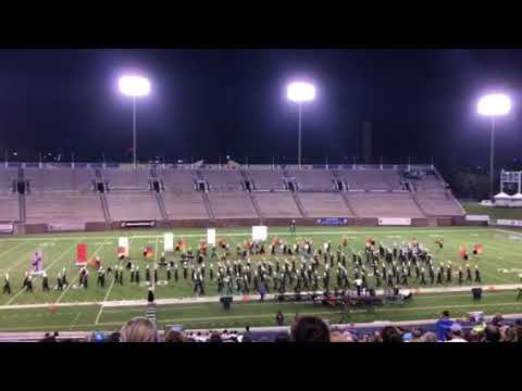 "Harrison Central High School Marching Band 2017 Show ""Our Little Secret"""