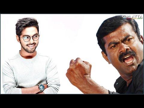 Seeman and GV Prakash Join, Titled Kovam