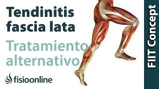 Tendinitis del tensor de la fascia lata - Visión desde la fisioterapia y la medicina natural.