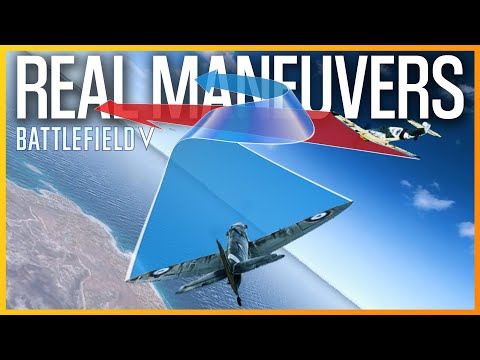 Useful Real Fighter Maneuvers In Battlefield 5