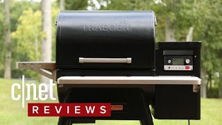 Traeger's smart Timberline smokes up fantastically good food