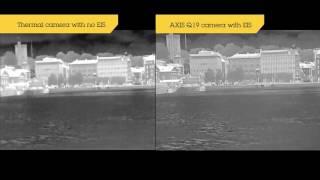 AXIS Q1941-E 7 mm 30 fps  - Angl Horiz 50° vidéo
