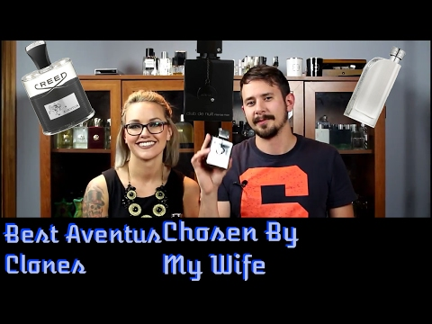 Best Creed Aventus Clones Picked By My Wife
