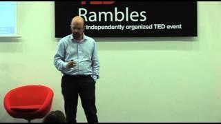 La tecnología y el futuro del trabajo: Jordi Serrano at TEDxRambles