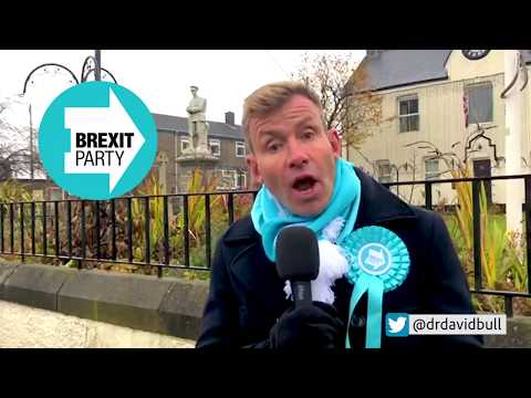 Dr David Bull's campaign promise in Sedgfield- Brexit Party - 16th November