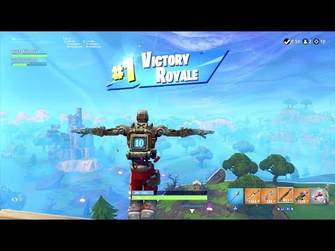 """FREE """"A.I.M."""" SKIN GAMEPLAY Showcase (""""ROBOT"""" HUNTING PARTY OUTFIT) 
