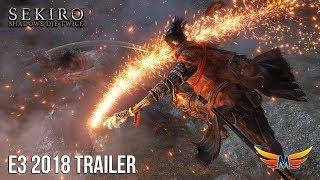 Sekiro: Shadows Die Twice Trailer E3 2018
