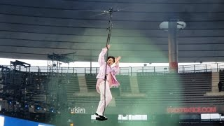 Gambar cover 190608 Jungkook Euphoria @ BTS 방탄소년단 Speak Yourself Tour Stade de France Paris Concert Live Fancam