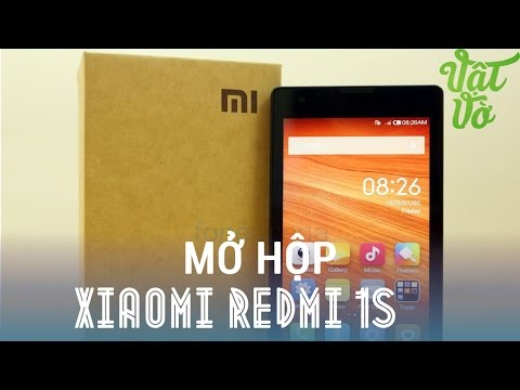 [Review dạo] Mở hộp & Đánh giá nhanh Xiaomi Redmi 1s theo phong cách phim chưởng