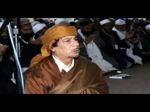 In Memory of Muammar Gadaffi