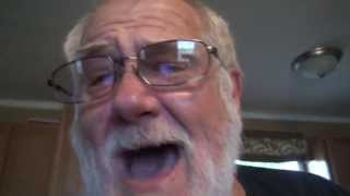 Old Man Going Nuts On Trayvon/Zimmerman Case Speaking The Realness (THE ORIGINAL VIDEO)