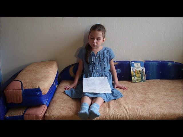 Изображение предпросмотра прочтения – МаринаФерапонтова читает произведение «Жил-был некакий мальчишка...» И.С.Тургенева