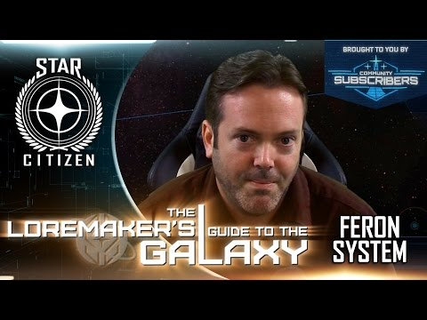 The Loremakers Guide to the Galaxy: Feron System