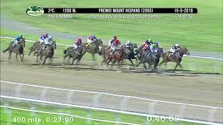 Vidéo de la course PMU PREMIO MOUNT HISPANO 2005