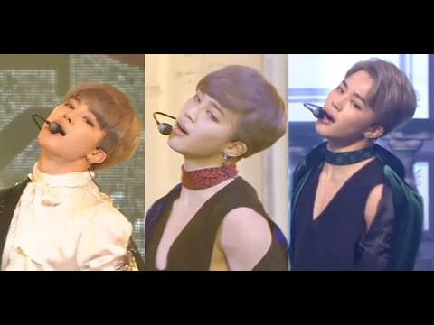 Bts Jimin Blood Sweat Tears Compilation Sexy Ver Youtube