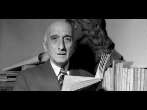 François Mauriac - Impromptu pour les vacances (Emission enregistrée le 23.08.1965)