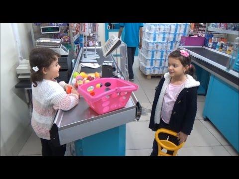 Masal Market Alışverişinde