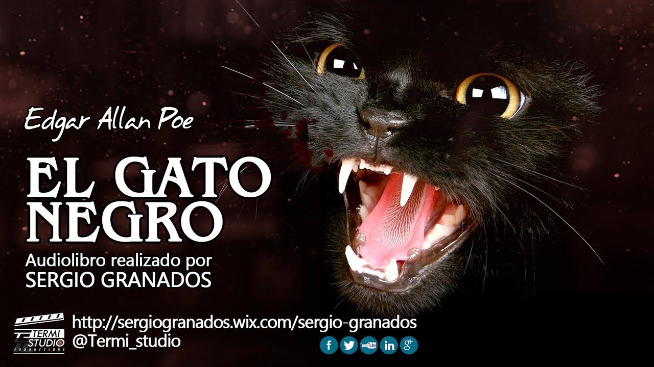 Audiolibro el gato negro edgar allan poe por sergio - Disfraces el gato negro ...