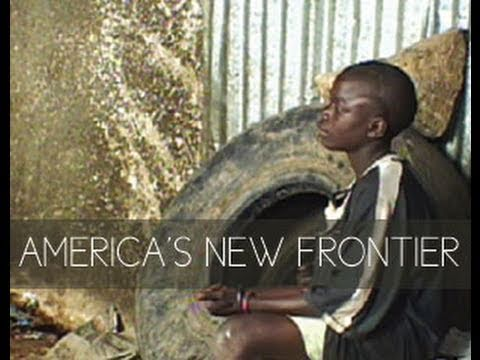 America's New Frontier - Angola