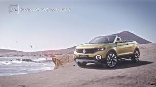 Volkswagen T Cross Breeze   Geneva Motor Show 2016