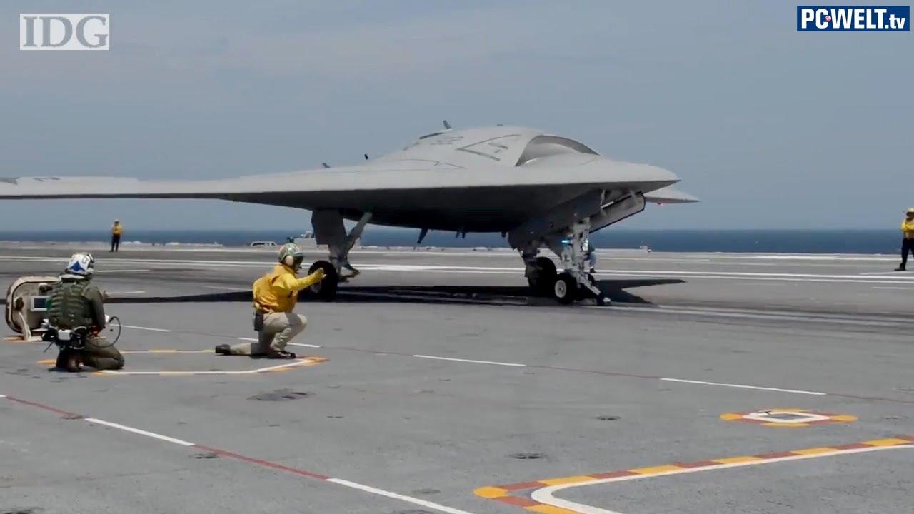 Neue Einsatzgebiete Fur Militar Drohnen