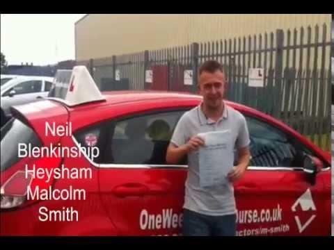 Intensive driving course lancaster