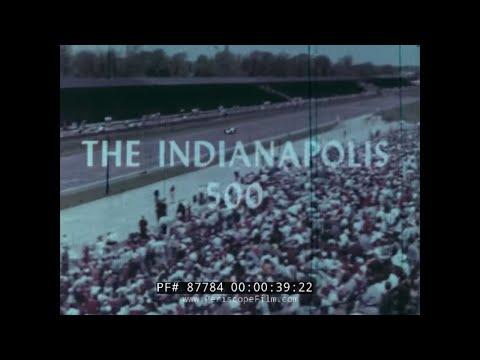 1960 INDIANAPOLIS 500 RACE RODGER WARD vs. JIM RATHMANN 87784