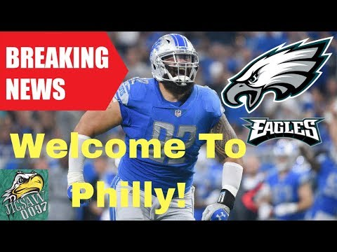 Eagles Sign HALOTI NGATA! // The D-Line Depth Keeps Improving!