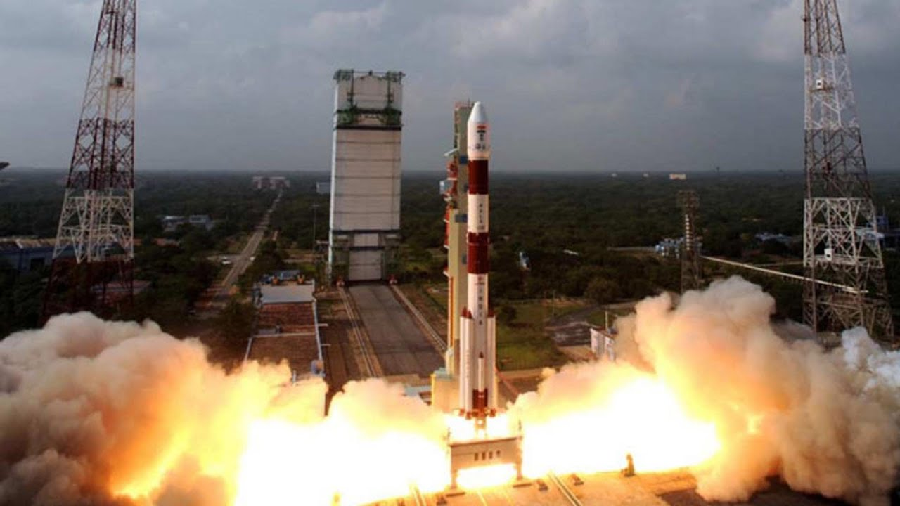 ISRO To Launch Final Navigation Satellite From Sriharikota YouTube - Recent satellite pictures