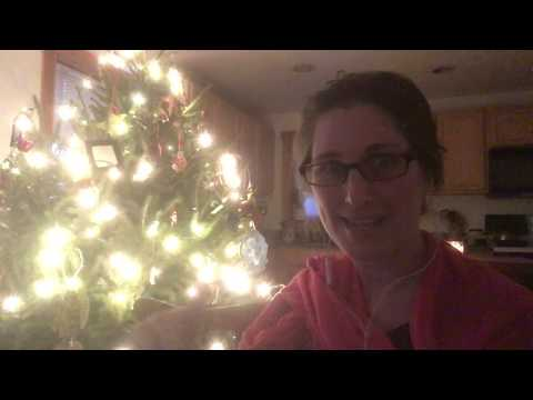 Slow Holidays 2017 with Rev. Erin ~ Video 3 of 3