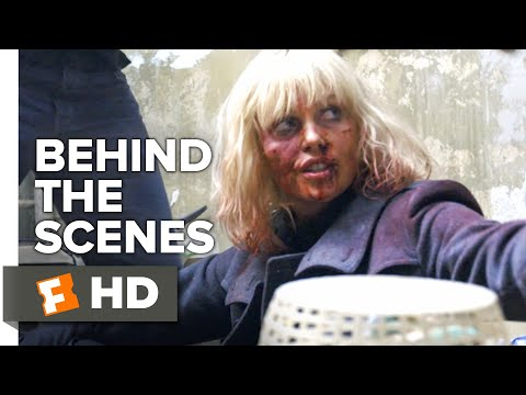 Atomic Blonde Behind the Scenes - Ninja Triple Agent (2017) | Movieclips Extras