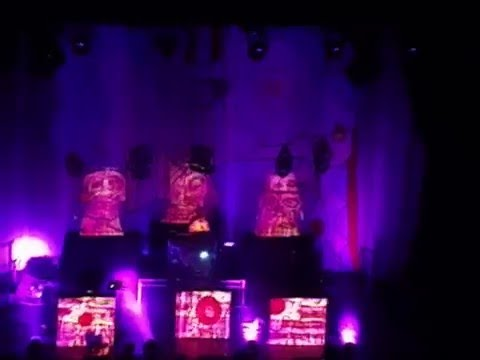 Animal Collective - Hounds of Bairro → Summing the Wretch (8March2016 Fonda Theater)