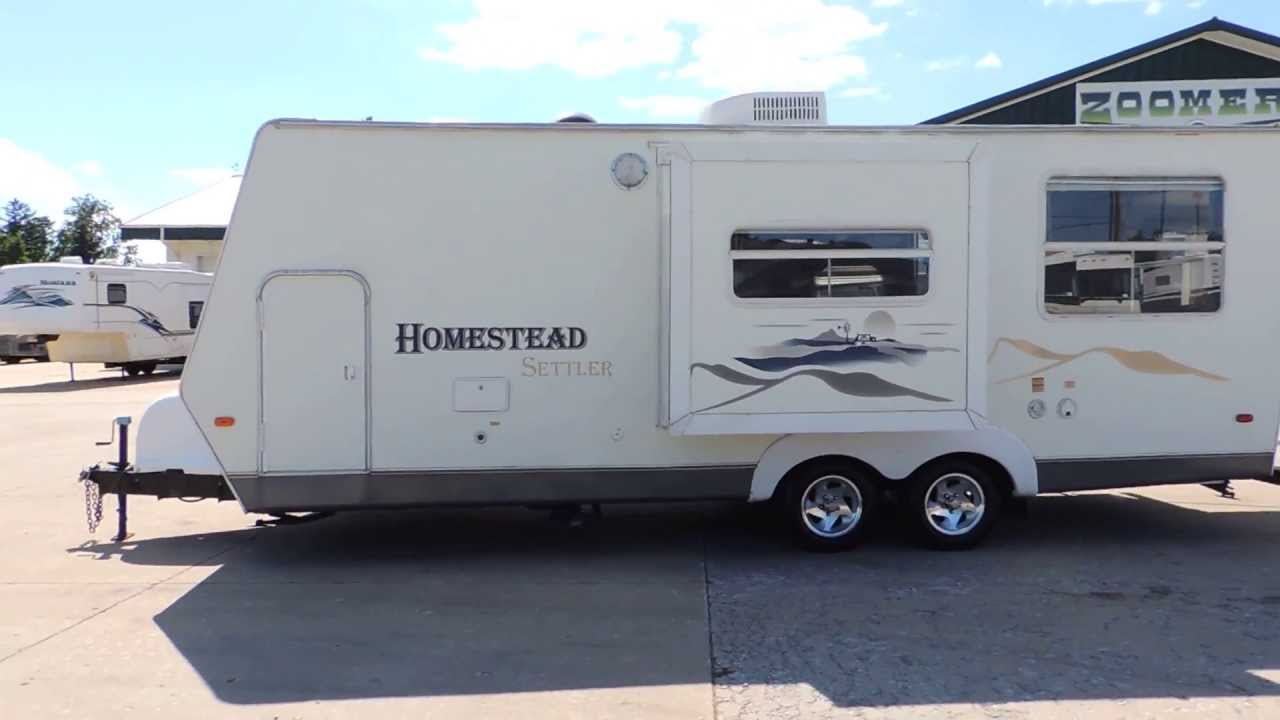 Foot Travel Trailer For Sale