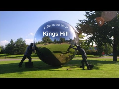 Live, Work and Play at Kings Hill, West Malling, Kent