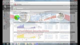 Deep Security Virtualization Security Demo