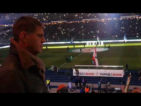 Hertha BSC Gegen Fc Bayern München Am 06.02.2019 DFB Pokalspiel